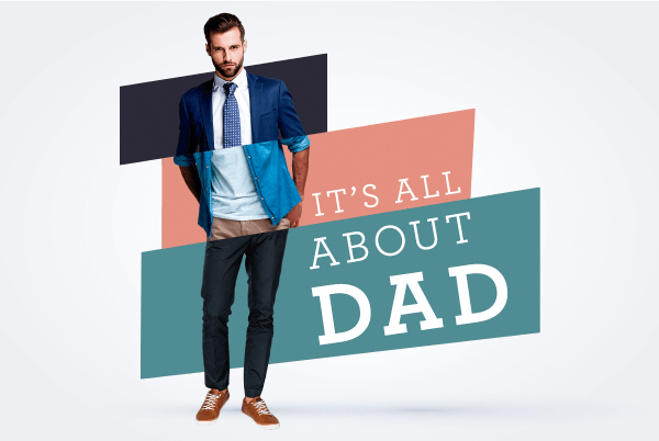 It's All About Dad