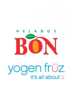 Helados BON / Yogen Früz